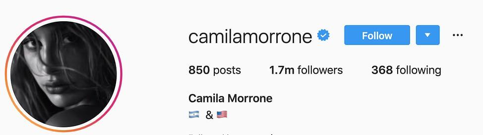 @camilamorrone